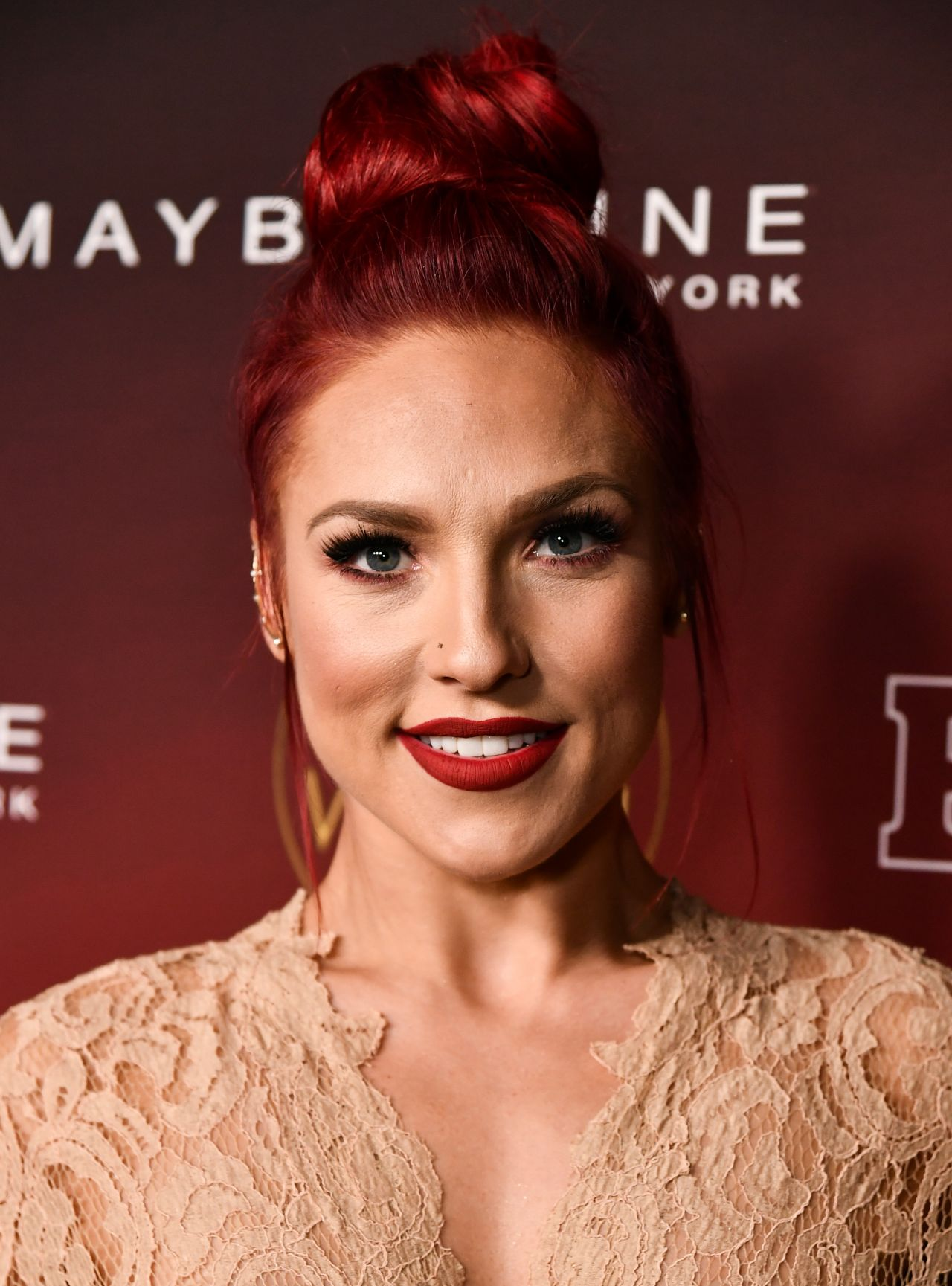 Sharna Burgess - PEOPLE's Ones to Watch Party in LA 10/04/2017