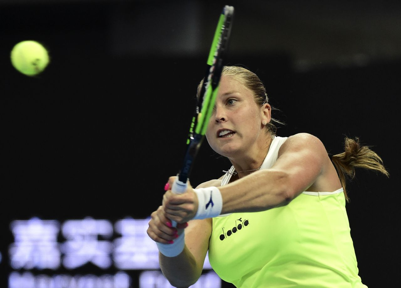 Shelby Rogers – China Open Tennis 2017 in Beijing 10/02/2017
