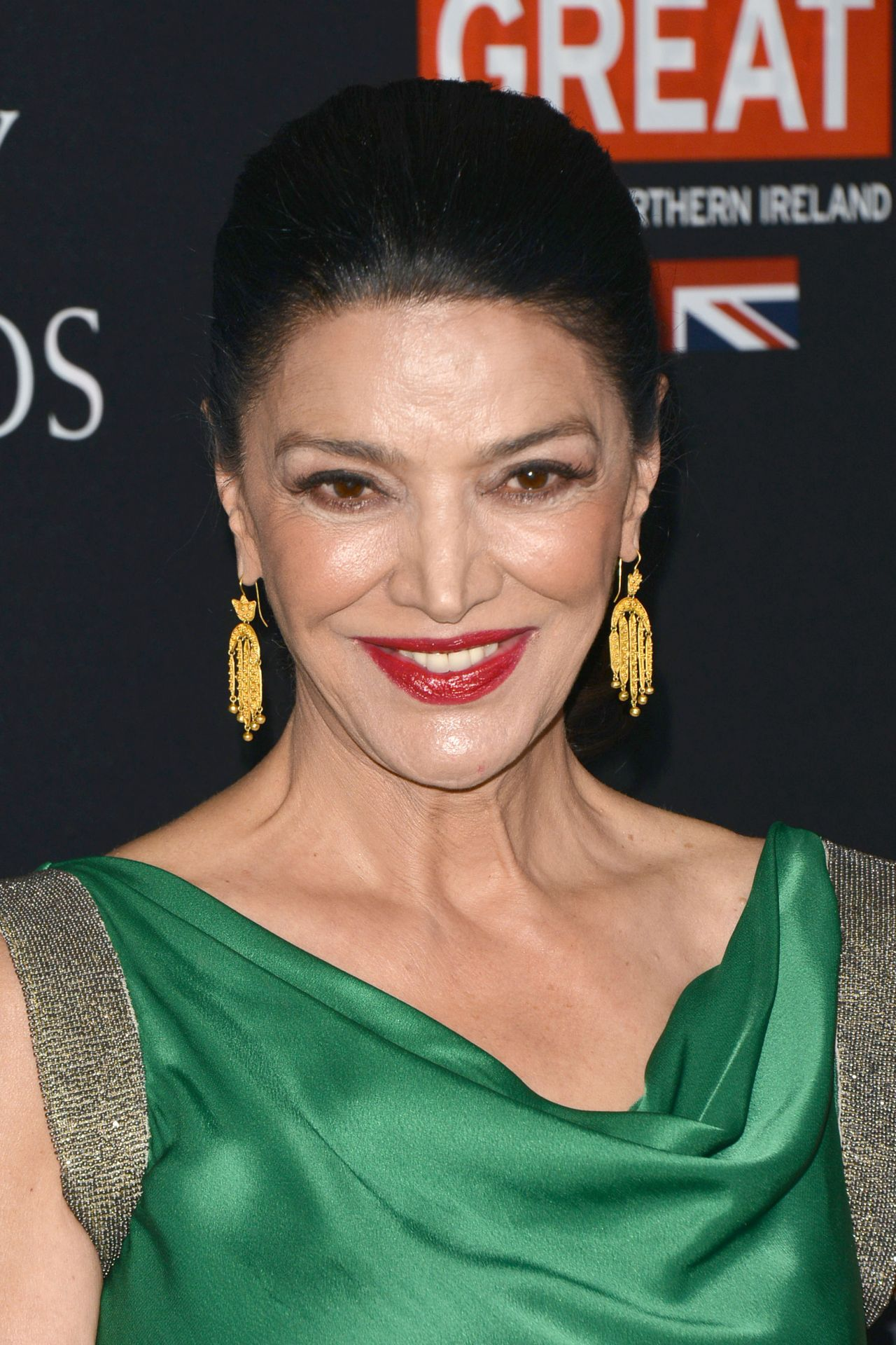 Shohreh Aghdashloo Bafta Los Angeles Britannia Awards 2017
