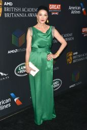 Shohreh Aghdashloo – BAFTA Los Angeles Britannia Awards 2017