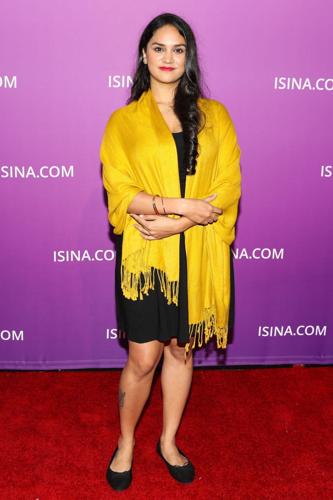 Shubhangi Joshi – Isina Global Gala in Los Angeles 10/10/2017