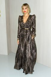 Sofia Boutella – Hammer Museum Gala in Los Angeles 10/14/2017