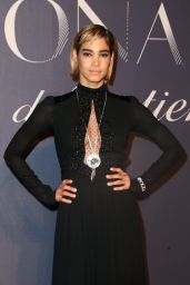 "Sofia Boutella – ""Resonances de Cartier"" Jewelry Collection Launch in NY"