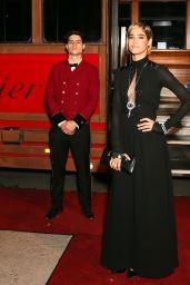 "Sofia Boutella – ""Resonances de Cartier"" Jewelry Collection Launch in NY"