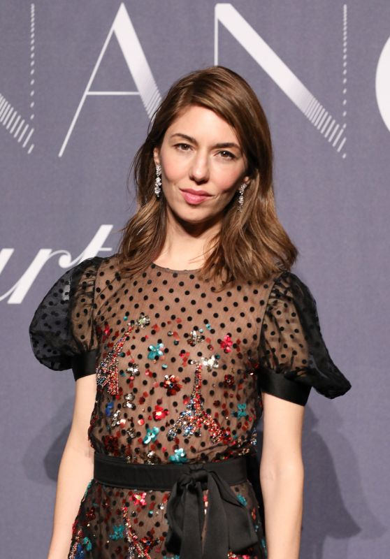 "Sofia Coppola – ""Resonances de Cartier"" Jewelry Collection Launch in NY"