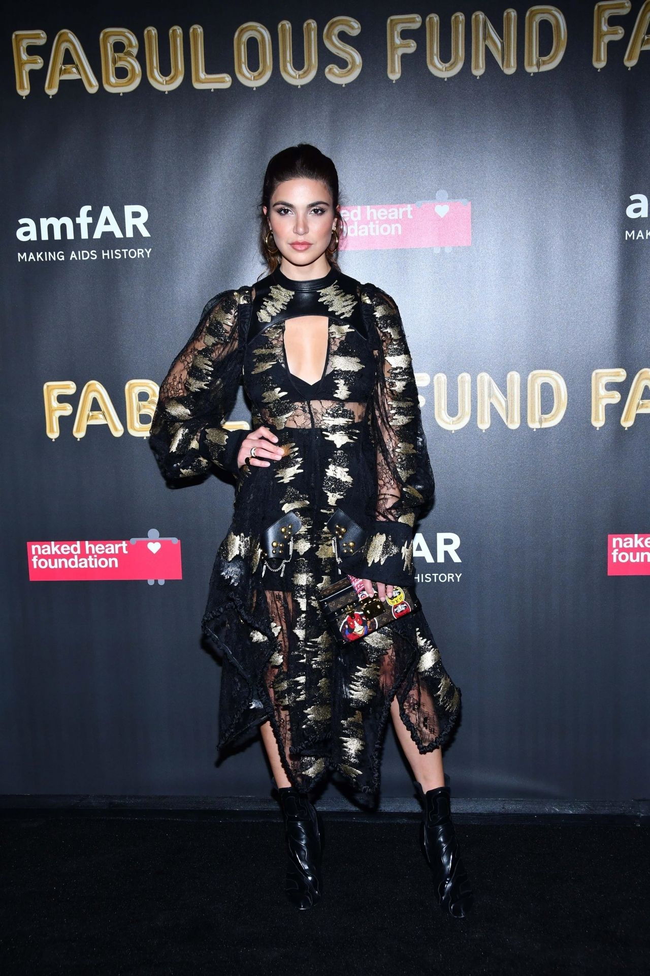 Sofia Resing – 2017 amfAR Fabulous Fund Fair in NYC