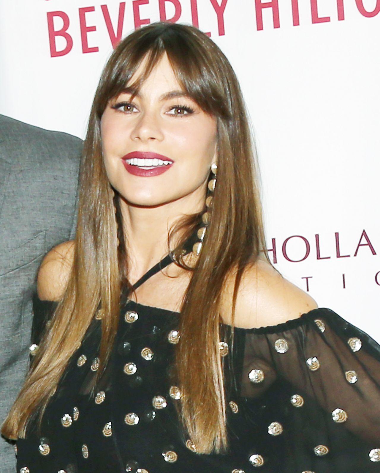 """Sofia Vergara - """"Friendly House"""" Event in LA 10/28/2017"""