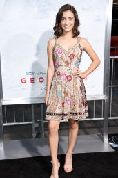 "Soni Nicole Bringas - ""Geostorm"" Premiere in Los Angeles"