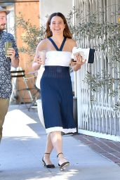 Sophia Bush Cute Style - Studio City 10/15/2017