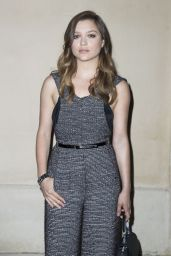 """Sophie Cookson – Chanel """"Code Coco"""" Watch Launch Party in Paris 10/03/2017"""