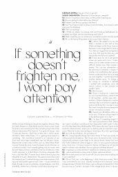Susan Sarandon - Elle UK November 2017 Issue