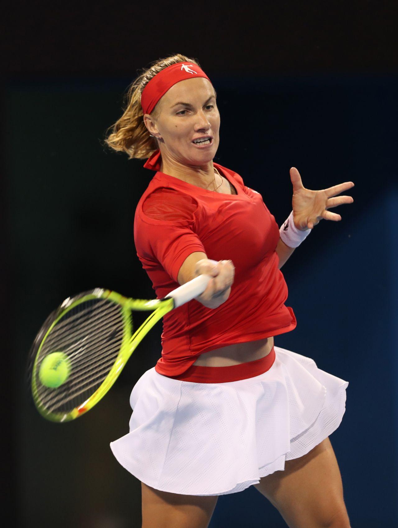Kuznetsova – China Open Tennis 2017 in Beijing 10 02 2017