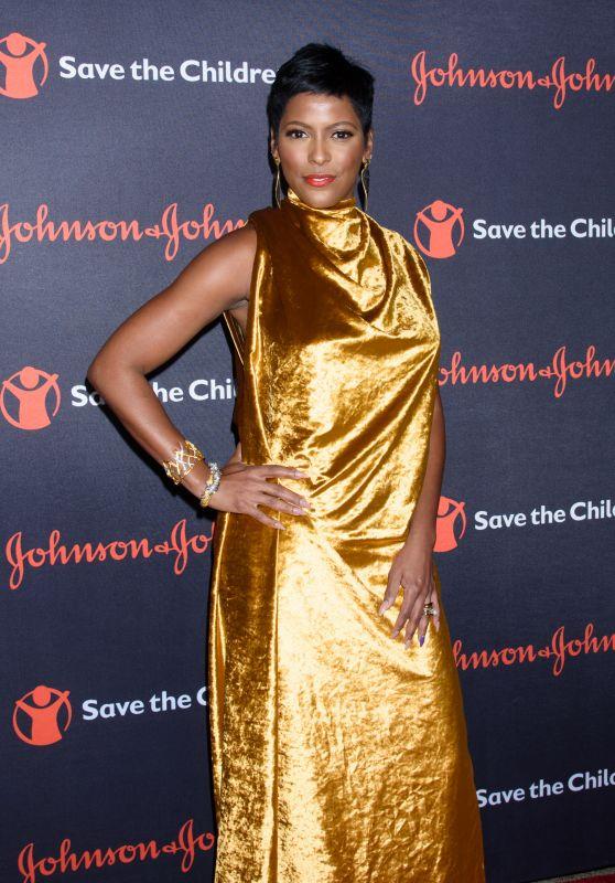 Tamron Hall – Save The Children Illumination Gala in NYC