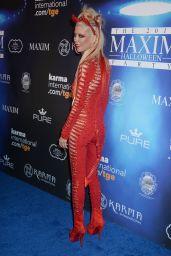 Tara Reid – Maxim Halloween Party 2017 in Los Angeles