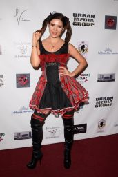 Tatyana Figueiredo – Halloween Hotness 4: Heating Up For The Cure in Hollywood 10/15/2017