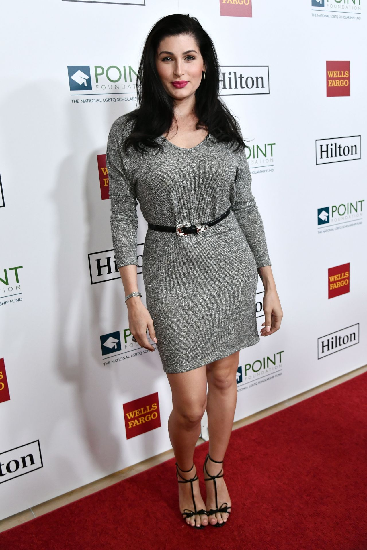 Trace Lysette Point Honors Gala In Los Angeles 10 07 2017