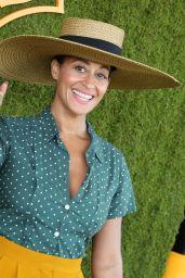 Tracee Ellis Ross – Veuve Cliquot Polo Classic 2017 in Los Angeles