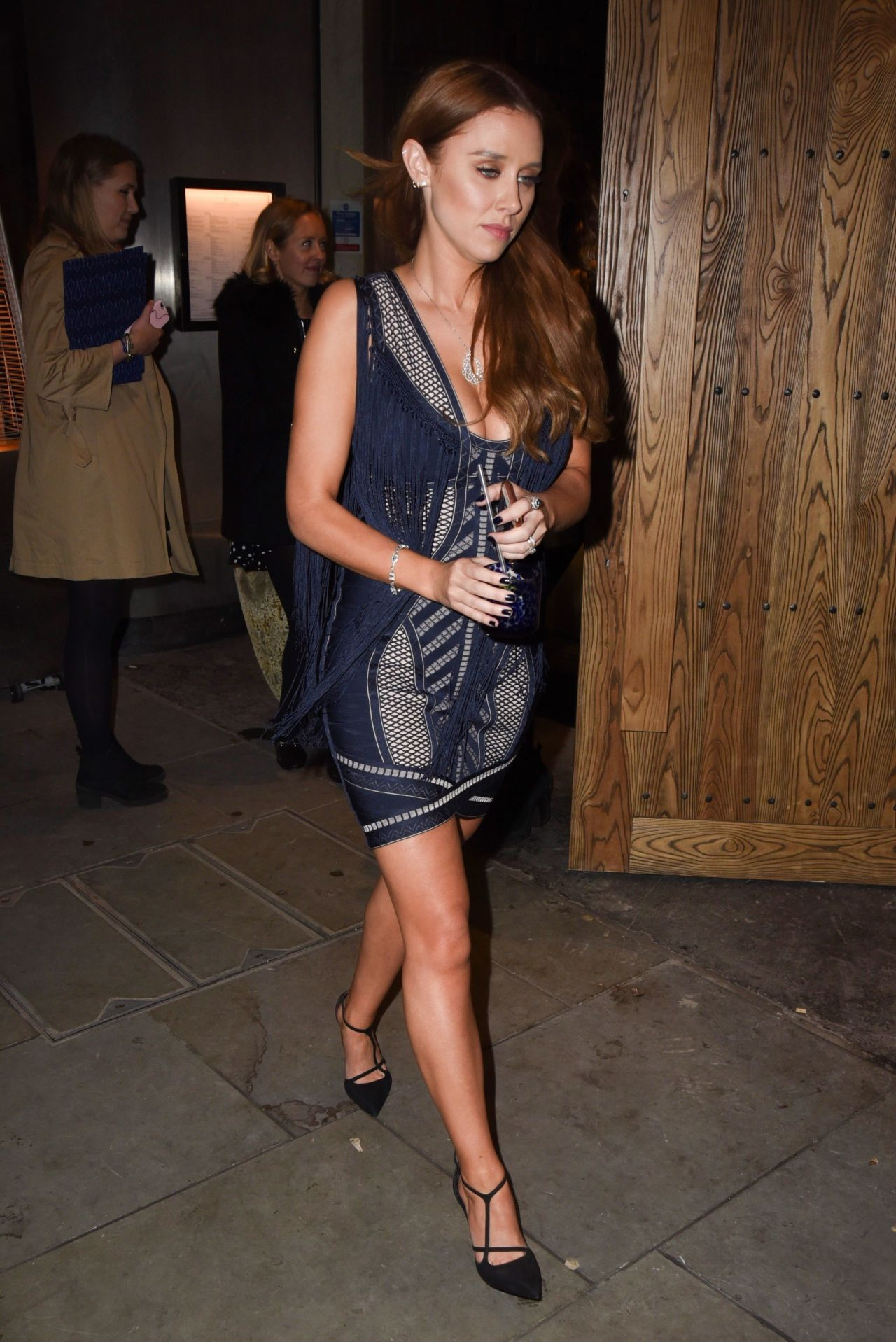 Una Healey – The Great Eight Guacamoles Launch Party in London