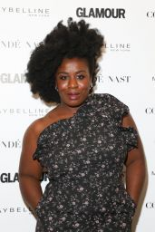 "Uzo Aduba – Glamour's ""The Girl Project"" Celebrating International Day of the Girl in NYC"