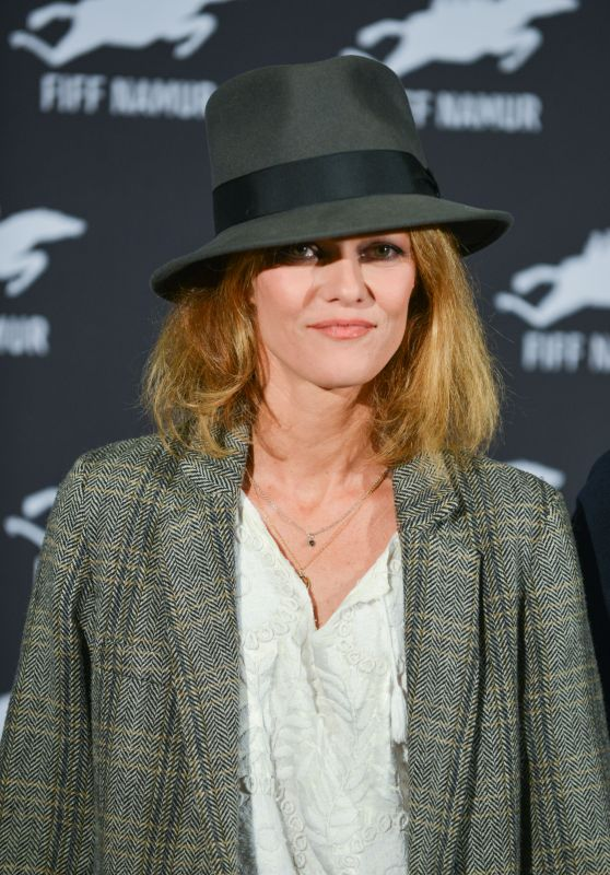 "Vanessa Paradis - ""Le Chien"" Photocall at FIFF in Namur 10/05/2017"