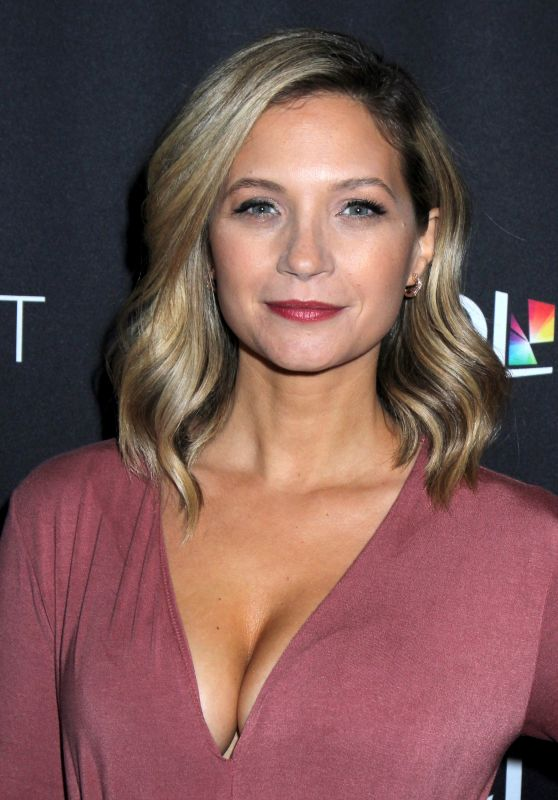 "Vanessa Ray - ""Blue Bloods"" Screening at PaleyFest NY 2017"