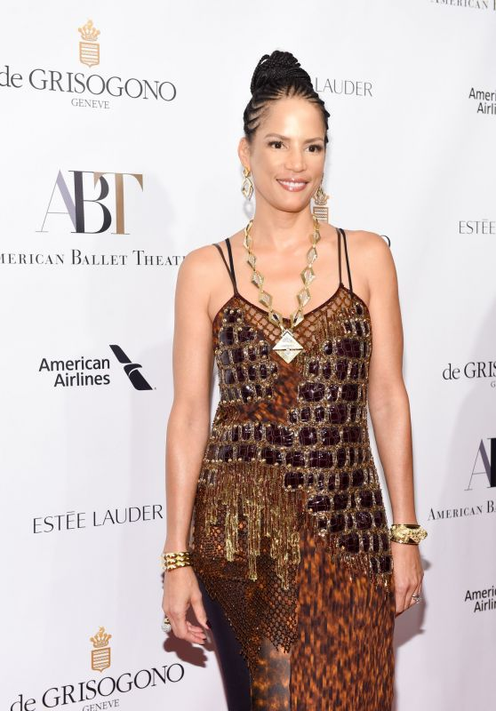 Veronica Webb – American Ballet Theatre Fall Gala in New York