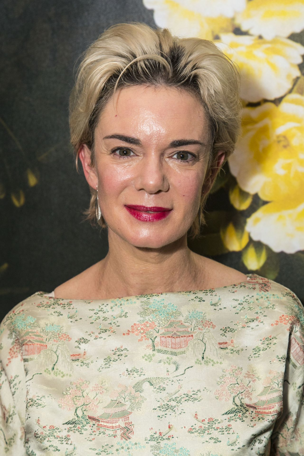 """Victoria Hamilton – """"Albion"""" After Party in London 10/17/2017"""