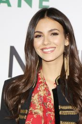 "Victoria Justice – National Geographic Documentary Film's ""Jane"" Premiere in LA 10/09/2017"