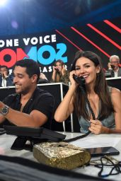 "Victoria Justice – ""One Voice: Somos Live!"" Concert For Disaster Relief in Los Angeles 10/14/2017"