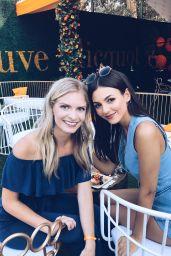 Victoria Justice Photos and Video - Social Media 10/16/2017