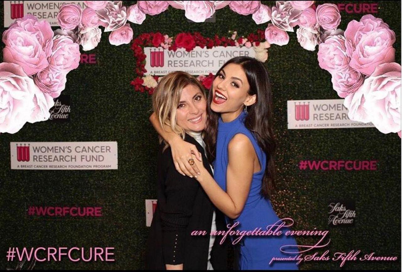 Victoria Justice - Social Media Images 10/11/2017