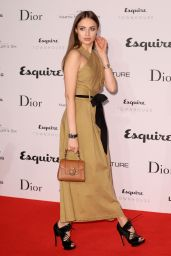 Xenia Tchoumitcheva - Esquire Townhouse With Dior Launch Party in London 10/11/2017
