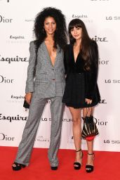 Zara Martin – Esquire Townhouse With Dior Launch Party in London 10/11/2017