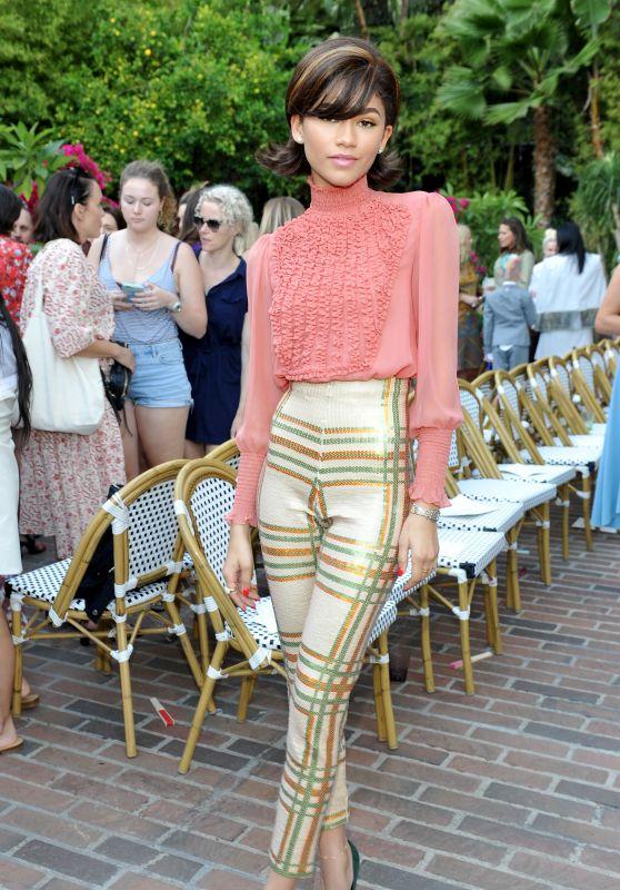 Zendaya Coleman – CFDA/Vogue Fashion Fund Show in LA 10/25/2017
