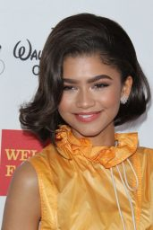 Zendaya – GLSEN Respect Awards 2017 in Los Angeles