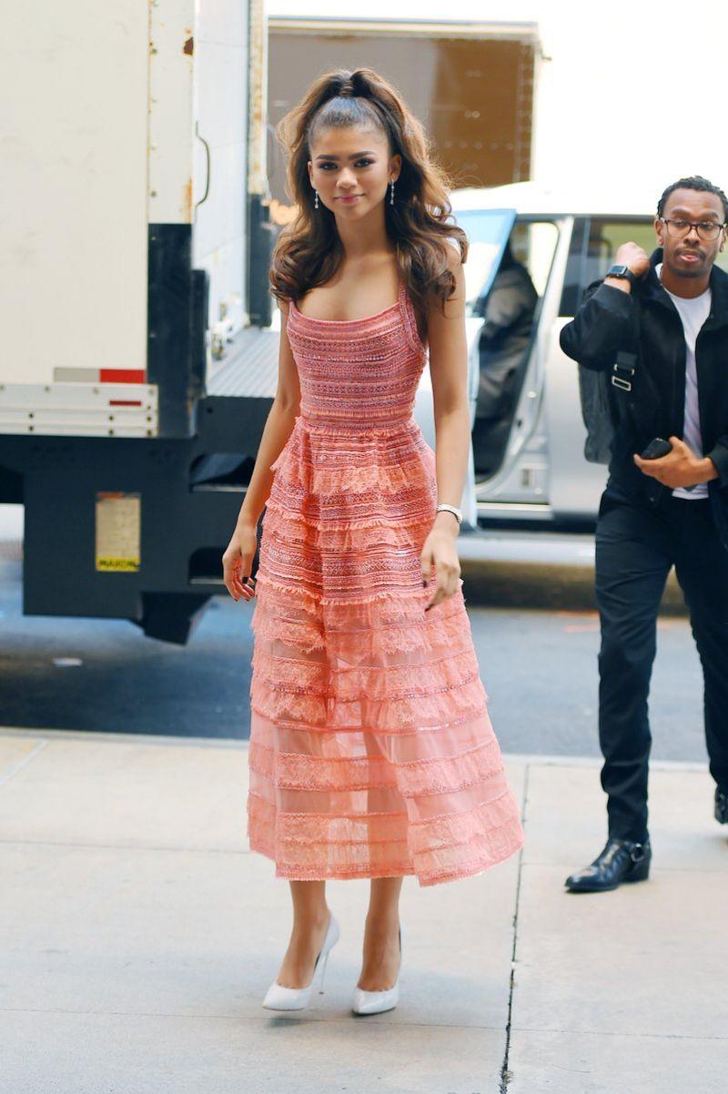 Zendaya is stylish nyc