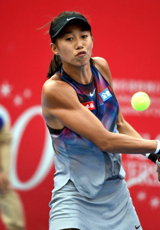 Zhang Shuai - 2017 WTA Hong Kong Tennis Open