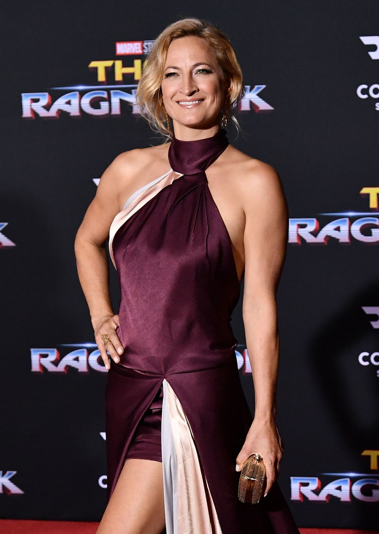 "Zoe Bell – ""Thor: Ragnarok"" Premiere in Los Angeles"