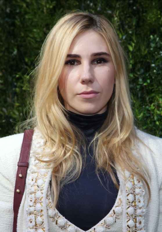 Zosia Mamet – Through Her Lens: The Tribeca Chanel Women's Filmmaker Program Luncheon in NY