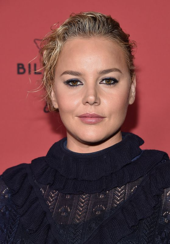 "Abbie Cornish – ""Three Billboards Outside Ebbing, Missouri"" Premiere in Los Angeles"