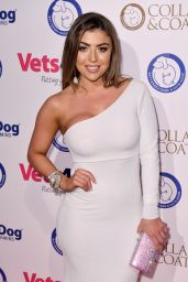 Abigail Clarke - Collars & Coats Gala Ball in London