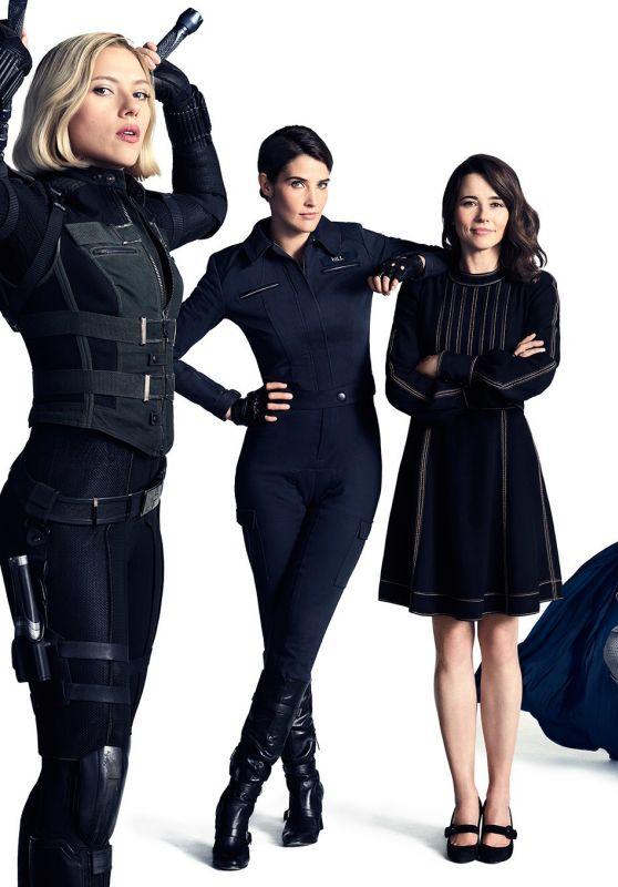 Actors of Marvel - Vanity Fair Magazine December 2017 - January 2018