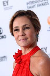 Adriana Esteves – International Emmy Awards 2017 in New York