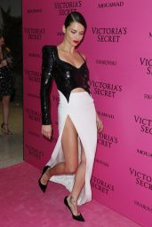 Adriana Lima – Victoria's Secret Fashion Show After Party in Shanghai 11/20/2017