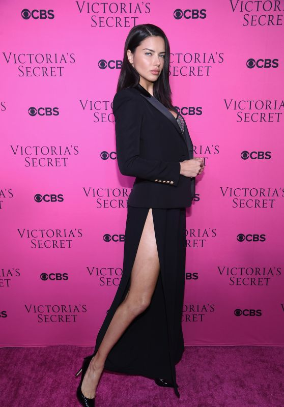 Adriana Lima – VS Angels Viewing Party in New York