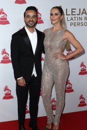 Águeda López – Latin Recording Academy Person of the Year in Las Vegas 11/15/2017