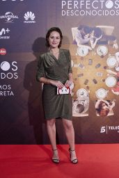 "Aida Folch – ""Perfectos Desconocidos"" Premiere in Madrid"