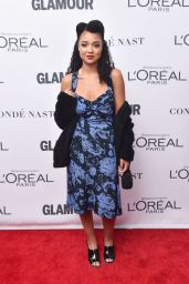 Aisha Dee – Glamour Women of the Year 2017 in New York City