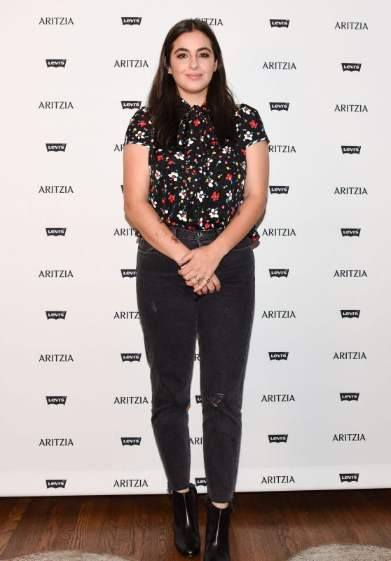 Alana Masterson – Levi's by Aritzia Collection Launch in Los Angeles