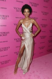 Alecia Morais – Victoria's Secret Fashion Show After Party in Shanghai 11/20/2017